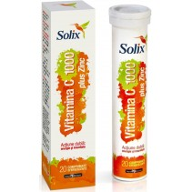 Solix Vitamina C 1000 plus...
