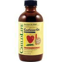 Cod Liver Oil Sirop cu...