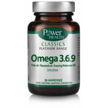 Power of Nature Omega 3-6-9...