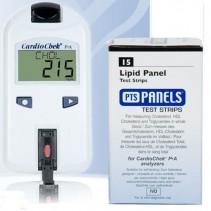 CardioChek Panel Lipide 4...