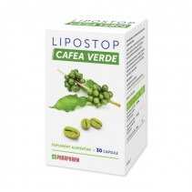Lipostop Cafea Verde x 30...