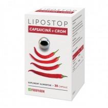 Lipostop Capsaicina + Crom...