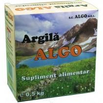 Argila Algo x 500 gr