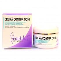 Beautiful Crema Contur Ochi...