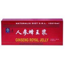 Ginseng & Royal Jelly x 10...