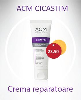 ACM Cicastim crema reparatoare cicatrizanta